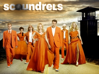 Scoundrels tv show photo