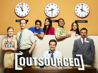 Outsourced tv show photo