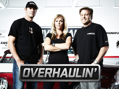Overhaulin' tv show photo