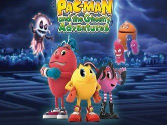 Pac-Man and the Ghostly Adventures (UK) tv show photo