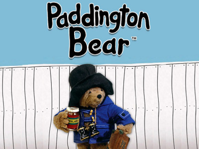 Paddington Bear (UK)