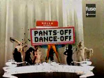 Pants-Off Dance-Off tv show photo