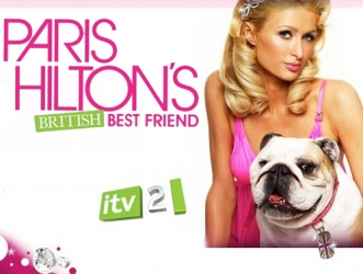 Paris Hilton's My New BBF (UK)