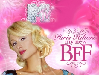 Paris Hilton's My New BFF tv show photo