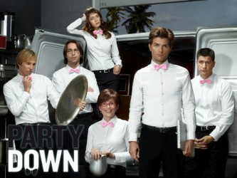 Party Down tv show photo