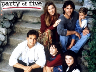 Party of Five tv show photo