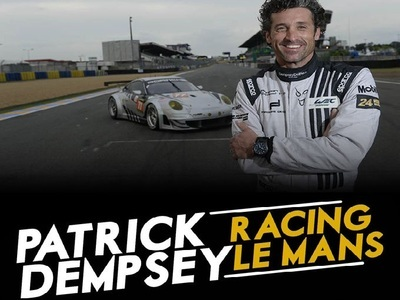 Patrick Dempsey: Racing Le Mans tv show photo