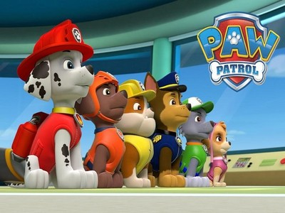 PAW Patrol tv show photo