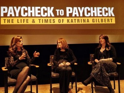 Paycheck to Paycheck: The Life & Times of Katrina Gilbert tv show photo