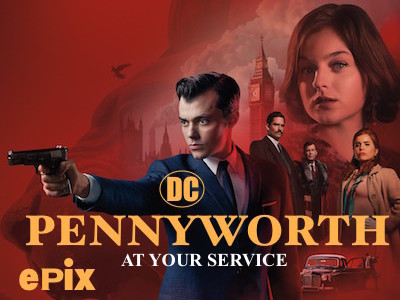Pennyworth tv show photo