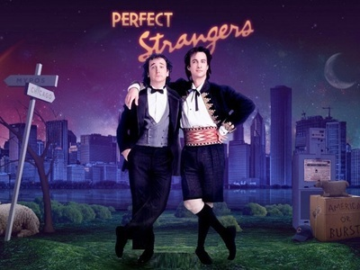 Perfect Strangers tv show photo