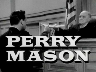 Perry Mason tv show photo