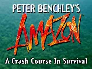Peter Benchley's Amazon tv show photo