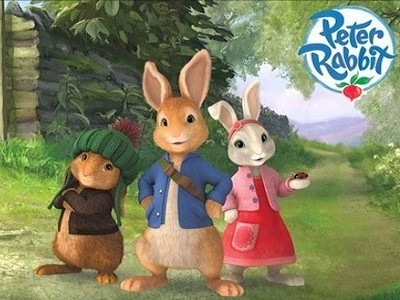 Peter Rabbit (UK)