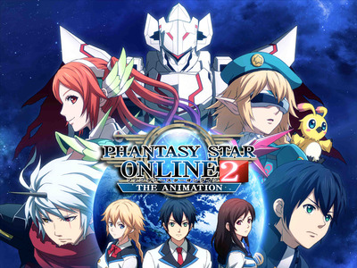 Phantasy Star Online 2: The Animation - ShareTV