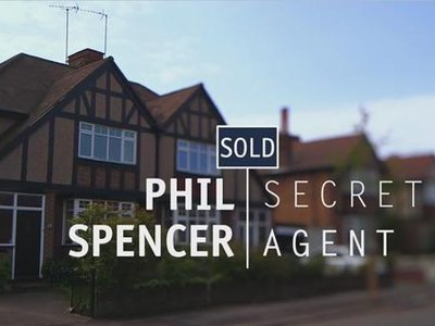 Phil Spencer: Secret Agent (UK) tv show photo