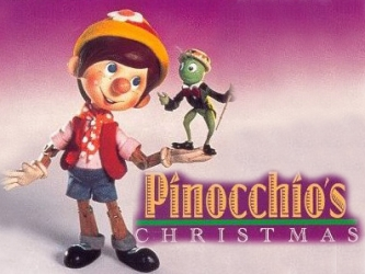 Pinocchio's Christmas tv show photo