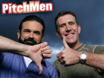 Pitchmen tv show photo