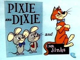 Pixie & Dixie tv show photo