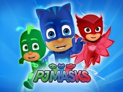 PJ Masks tv show photo