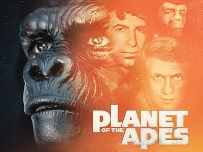 Planet of the Apes tv show photo
