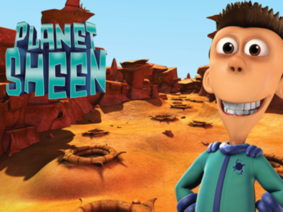 Planet Sheen tv show photo