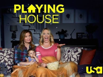 Playing House tv show photo