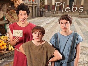 Plebs (UK) tv show photo