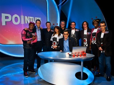 Pointless Celebrities (UK) tv show photo