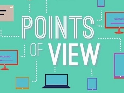 Points Of View (UK) tv show photo