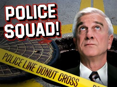 Police Squad! tv show photo