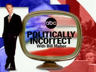 Politically Incorrect tv show photo