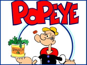 Popeye tv show photo