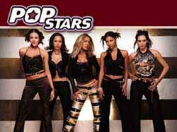 Popstars tv show photo