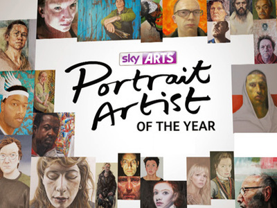 Portrait Artist of the Year (UK) tv show photo