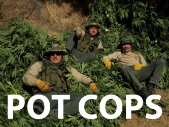Pot Cops tv show photo