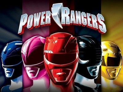 Power Rangers tv show photo