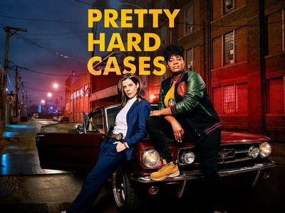 Pretty Hard Cases tv show photo