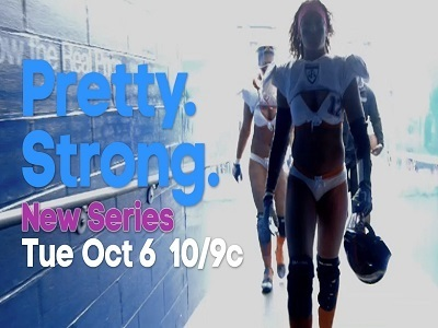 Pretty. Strong. tv show photo