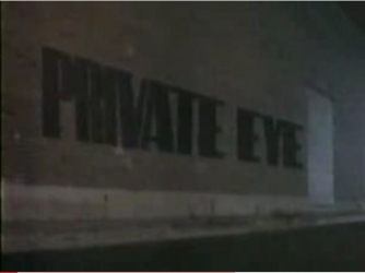 Private Eye tv show photo
