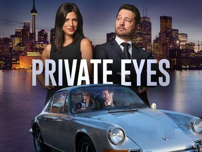 Private Eyes (CA) tv show photo