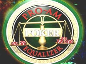 Pro-Am Poker Equalizer tv show photo