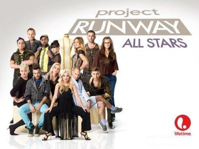 Project Runway All-Stars tv show photo