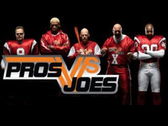 Pros vs. Joes tv show photo
