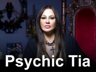 Psychic Tia tv show photo