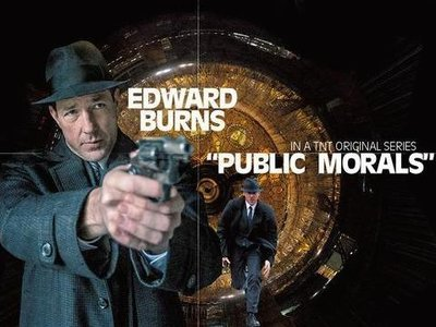 Public Morals (2015) tv show photo