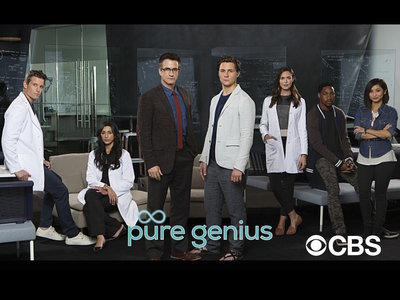Pure Genius tv show photo