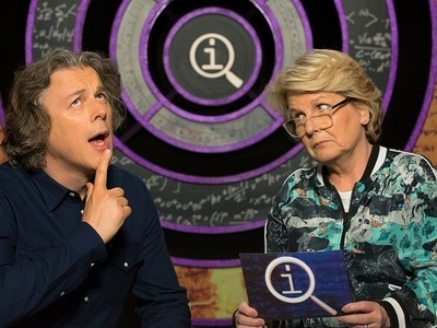 QI (UK) tv show photo