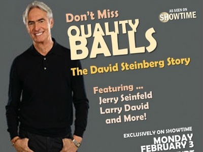 Quality Balls - The David Steinberg Story