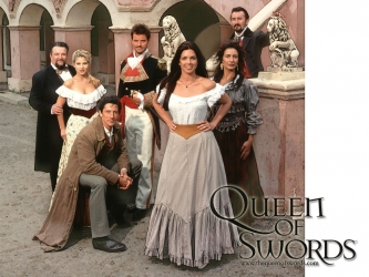 Queen of Swords tv show photo